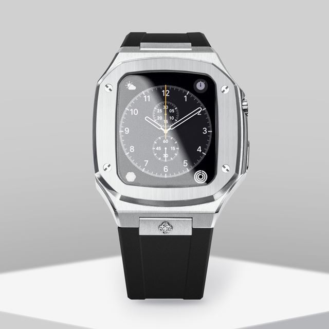 SP44 Silver Black