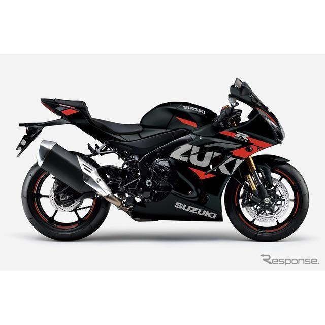 スズキGSX-R1000R ABS:マットブラックメタリックNo. 2