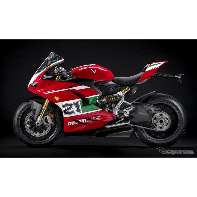 ドゥカティ・パニガーレ V2 の「ベイリス1stチャンピオンシップ20thアニバーサリー」