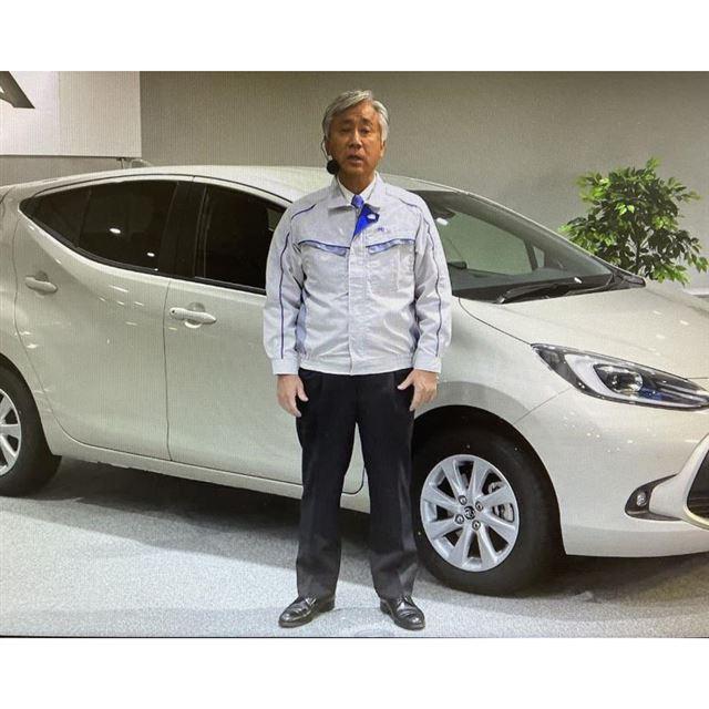 トヨタ自動車東日本の宮内一公取締役社長は東日本大震災当時の苦労などを振り返った。
