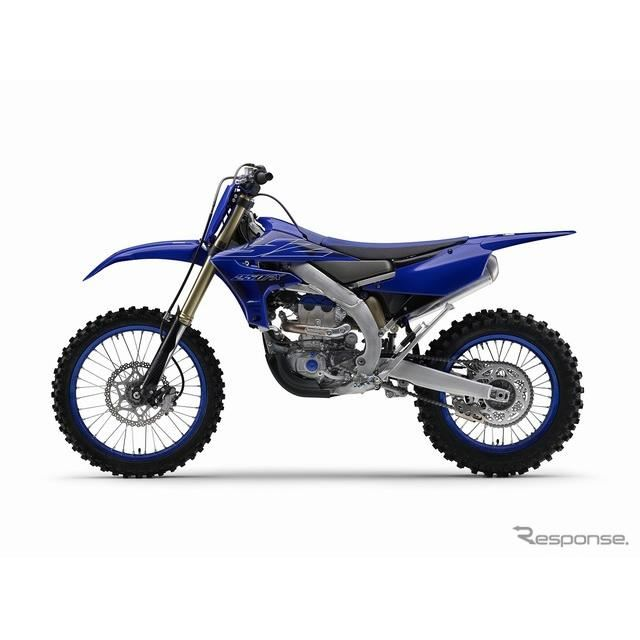 ヤマハ YZ250FX 2022年モデル