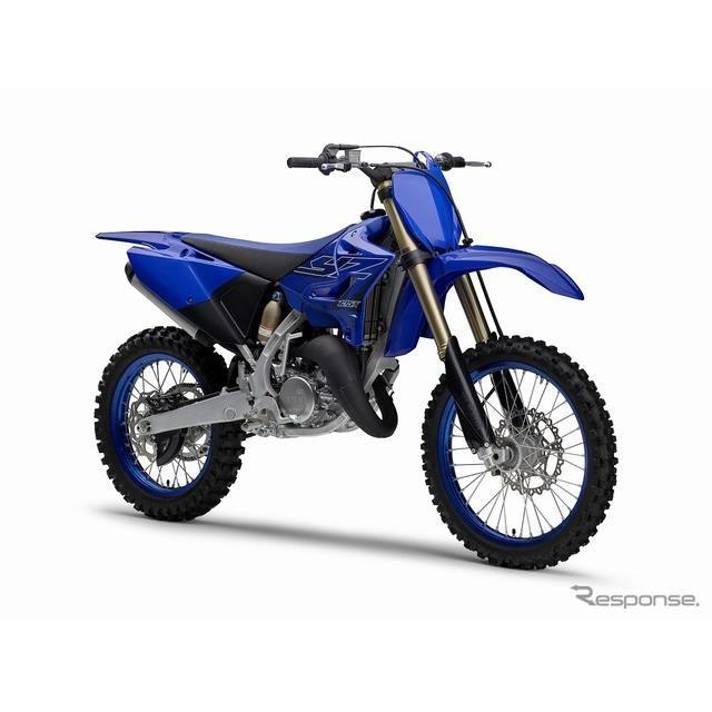 ヤマハ YZ125X 2022年モデル