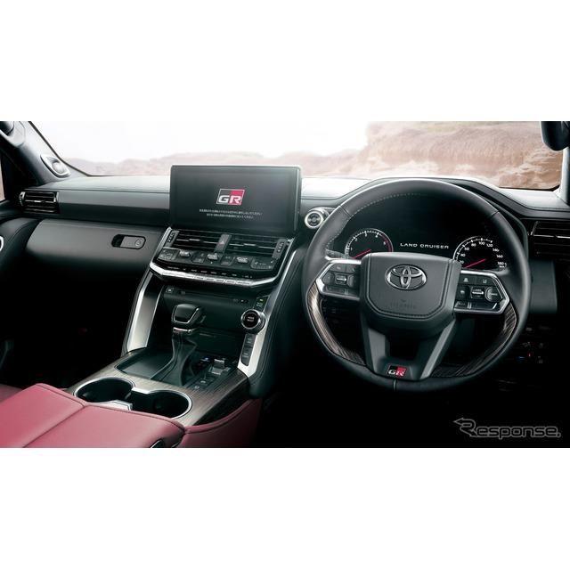 トヨタ ランドクルーザー 新型「GRスポーツ」