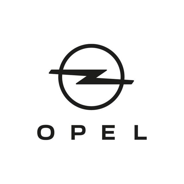 オペルのブランドロゴ。