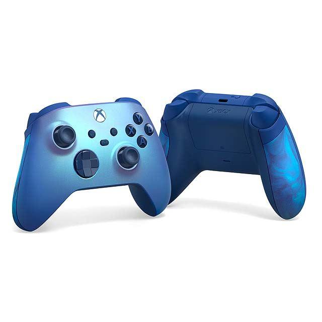 Xbox ワイヤレス コントローラー 「アクア シフト」特別エディション