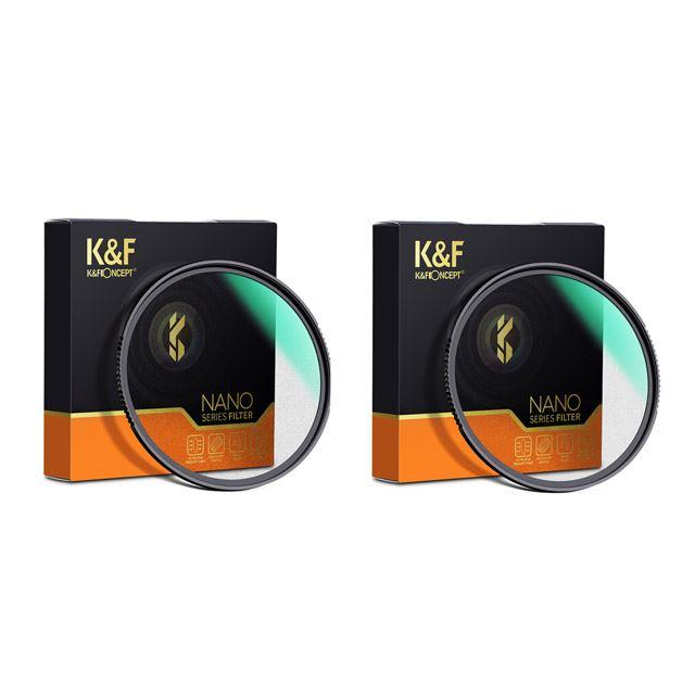 NANO-X ブラックディフュージョン 1/1フィルター KF-(49-82)BD1/1、NANO-X ブラックディフュージョン 1/2フィルター KF-(49-82)BD1/2