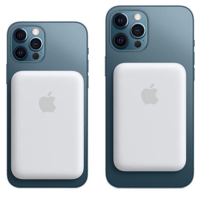 アップルが「MagSafeバッテリーパック」発売、iPhone 12シリーズ対応で11,800円
