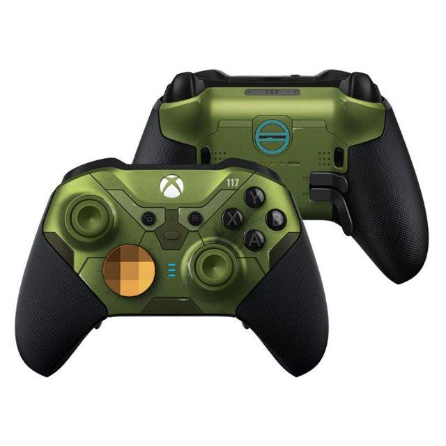 Xbox Elite ワイヤレス コントローラー シリーズ 2 Halo Infinite リミテッド エディション