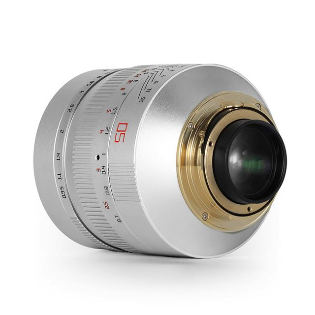 「TTArtisan 50mm f/0.95 ASPH」