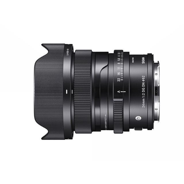 「SIGMA 24mm F2 DG DN | Contemporary」