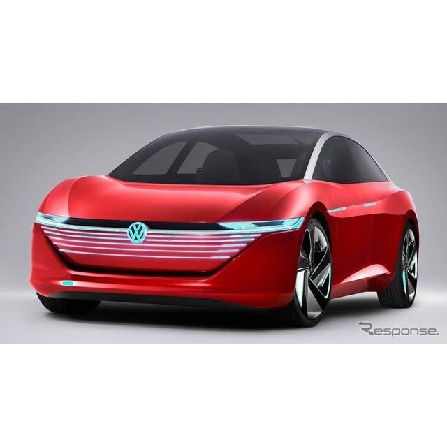 VW ID Space Vision