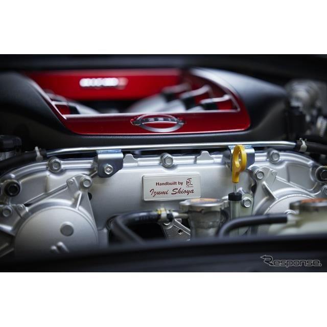 日産 GT-R NISMO の2022年モデル(参考)