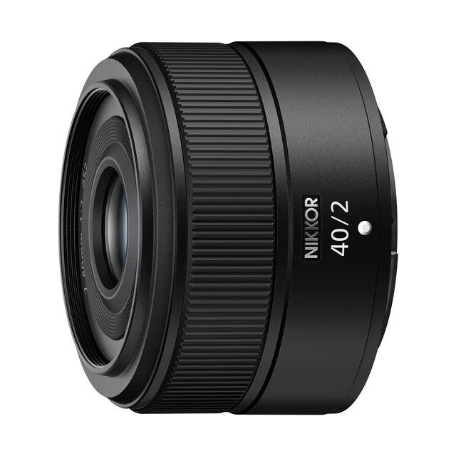 「NIKKOR Z 40mm f/2」