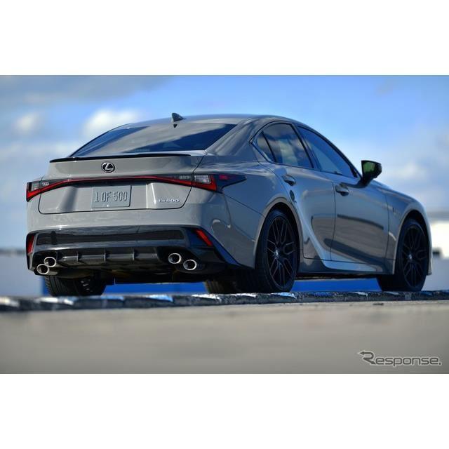 レクサス IS 500 F SPORT パフォーマンス・ローンチエディション
