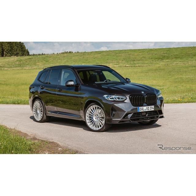 BMW アルピナ XD3