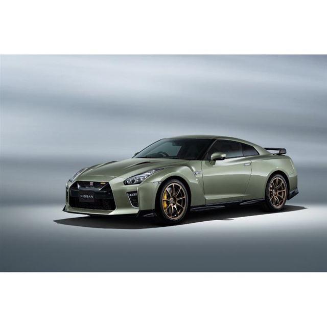 日産GT-RプレミアムエディションT-spec