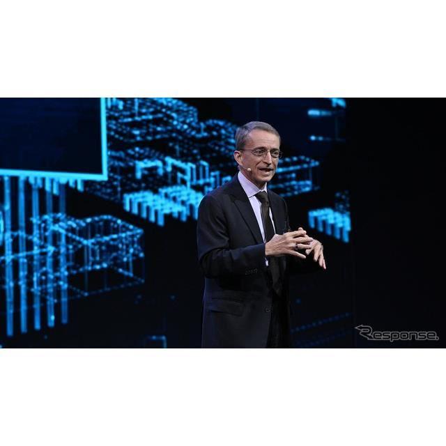 インテルのパット・ゲルシンガーCEO(IAAモビリティ2021)
