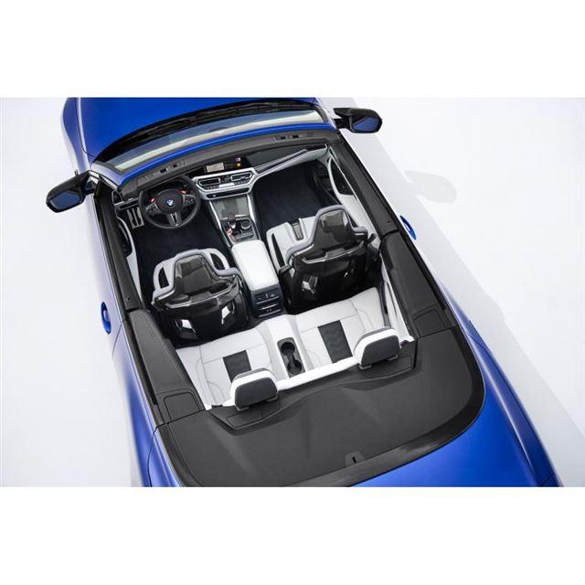 「BMW M4」シリーズにキャンバストップのオープンモデル「M4カブリオレ」が登場