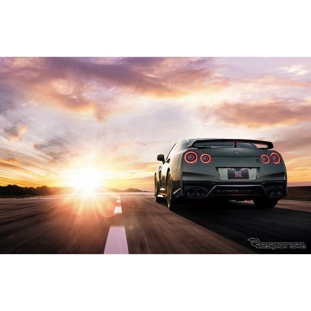 日産 GT-R 2022年モデル
