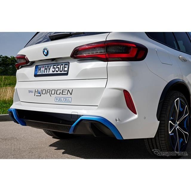 BMW iX5 ハイドロジェン