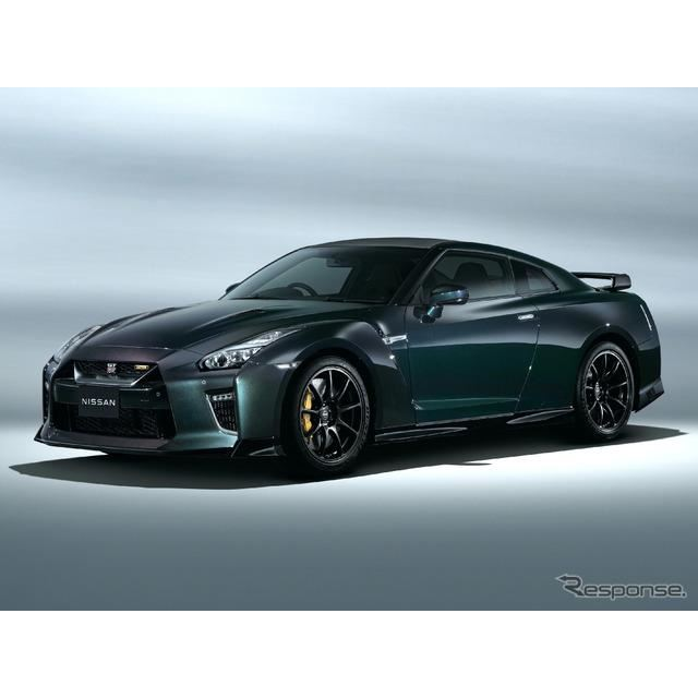 GT-R Track edition engineered by NISMO T-spec