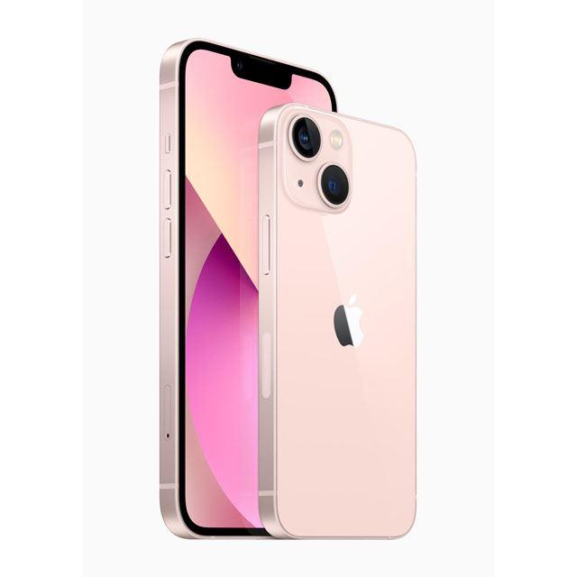 「iPhone 13」「iPhone 13 mini」