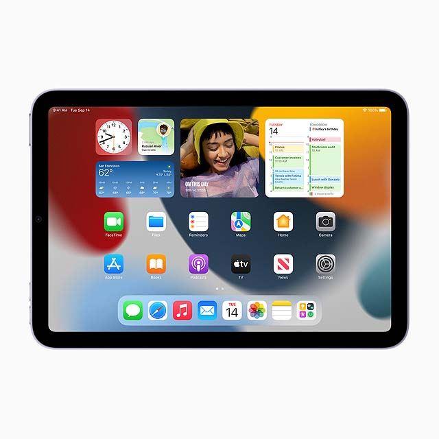 「iPad mini」
