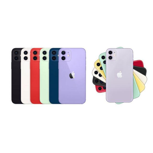 iPhone 12、iPhone 11