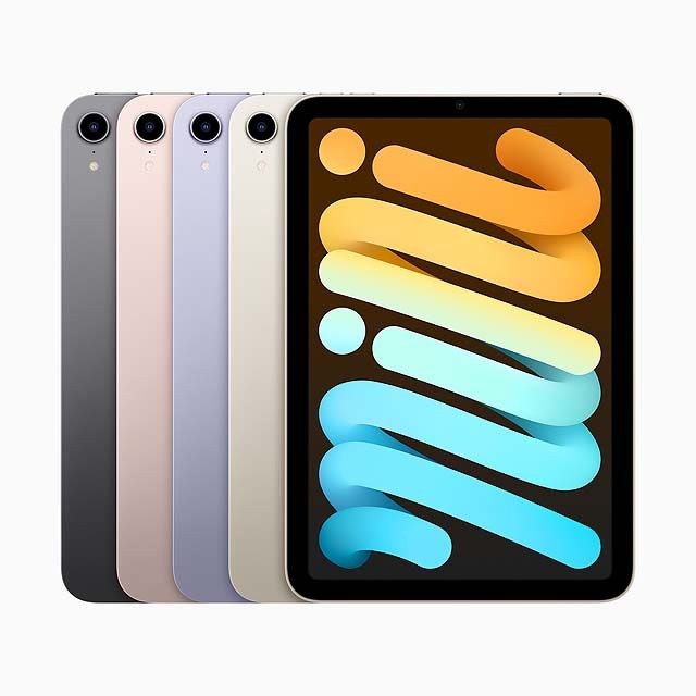 アップル、全画面デザインやTouch ID/USB-Cを採用した8.3型「iPad mini」