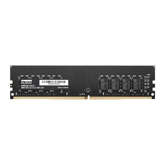 KLEVV DDR4 U-DIMM Standard Memory 3200