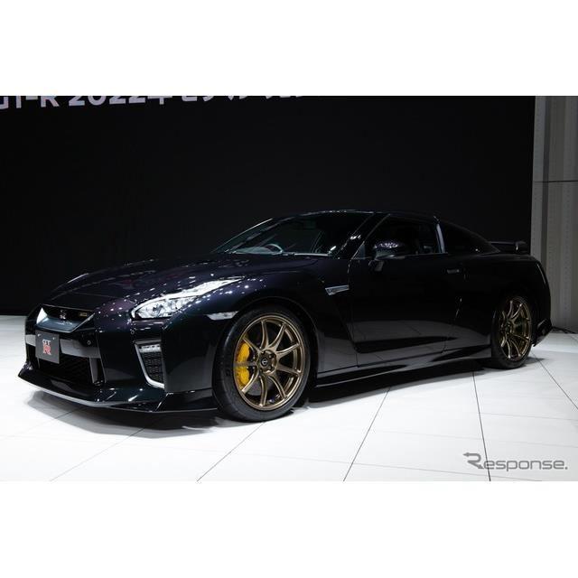 日産 GTR T-spec(ミッドナイトパープル)