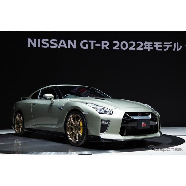 日産 GTR T-spec(ミレニアムジェイド)
