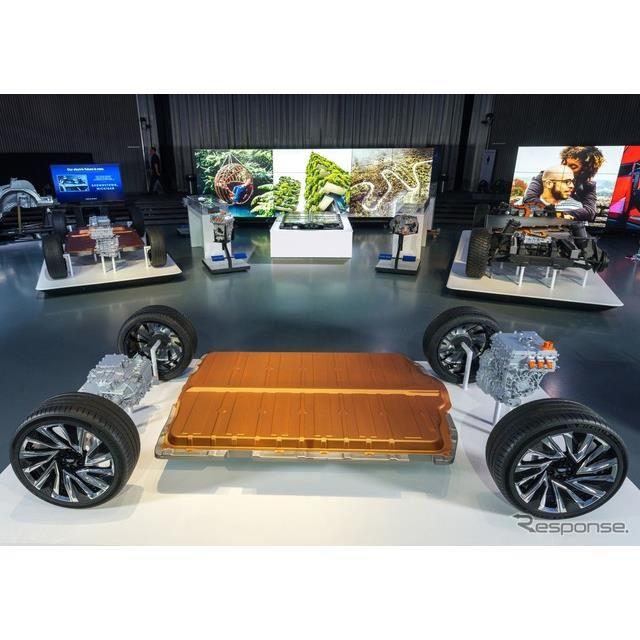 GMの次世代EV向け「アルティウム」車台
