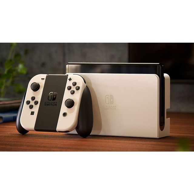 「Nintendo Switch(有機ELモデル)」