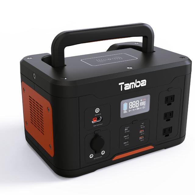 5位 TAMBA、大容量324000mAhのポータブル電源「TA-PD001」を本日9/20発売