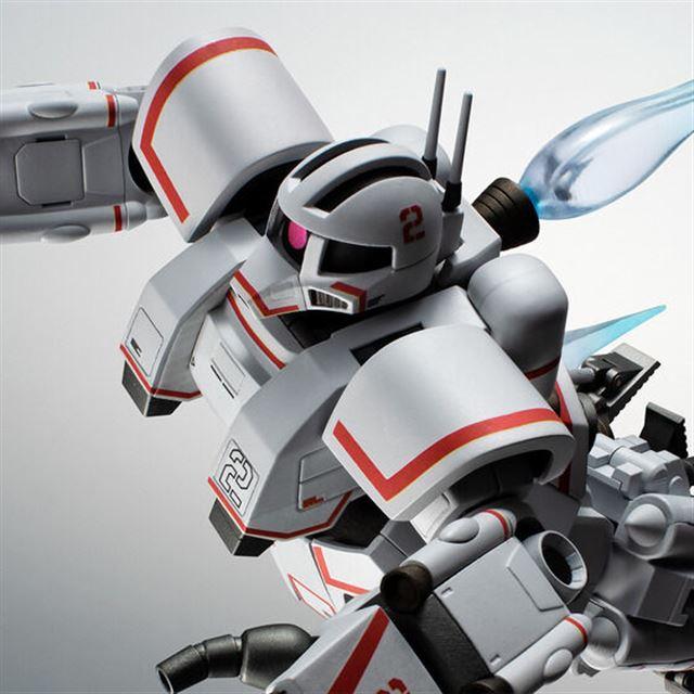 10位 「MSN-01 高速機動型ザク」がver. A.N.I.M.E.に登場、15本のバーニアエフェクト付き