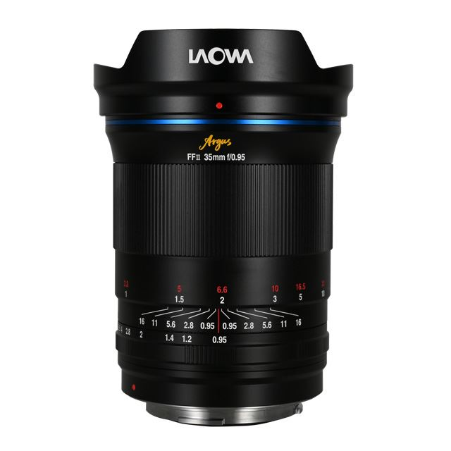 LAOWA Argus FF II 35mm F0.95