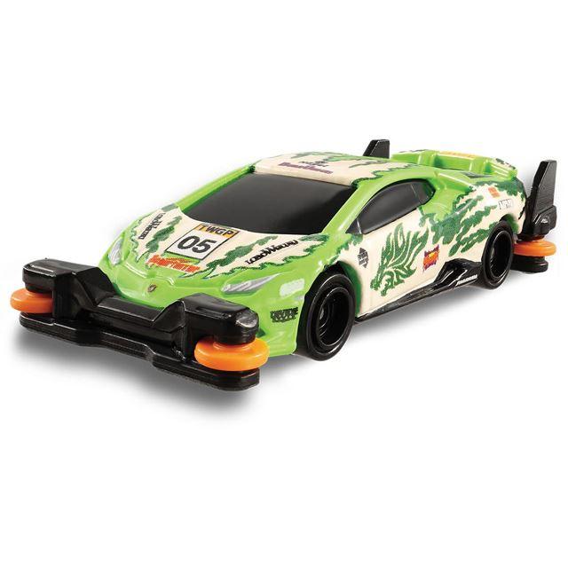 トミカワールド スーパースピードトミカ SST-05 TEAM MONSTER Lamborghini Huracan Performante [WOLF CUSTOM]