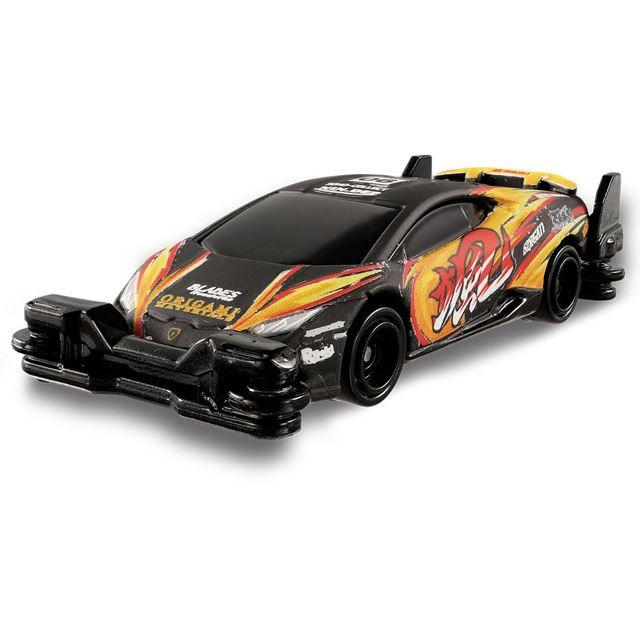 トミカワールド スーパースピードトミカ SST-06 TEAM SHINOBI Lamborghini Huracan Performante [颯EDITION]