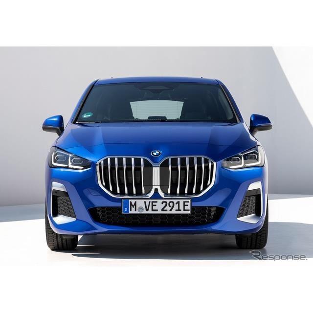 BMW 2シリーズ・アクティブ・ツアラー 新型のPHV