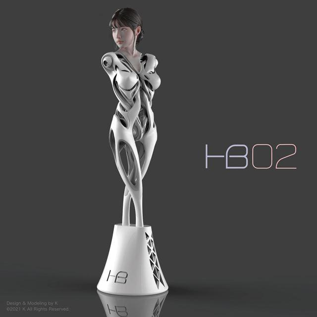 デジタルガレージキット Android HB02