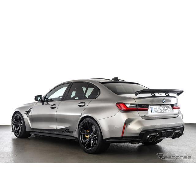 BMW M3 by ACシュニッツァー