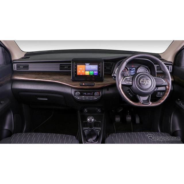 トヨタ・ルミオン 新型