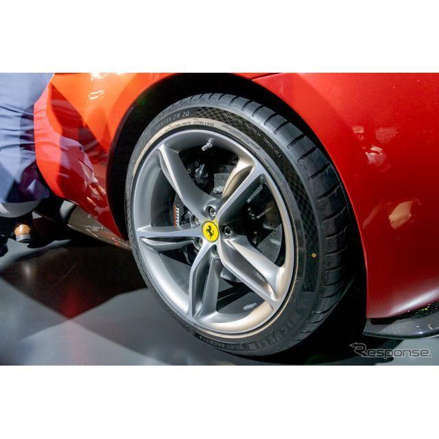 タイヤはミシュラン パイロットスポーツ4を採用。