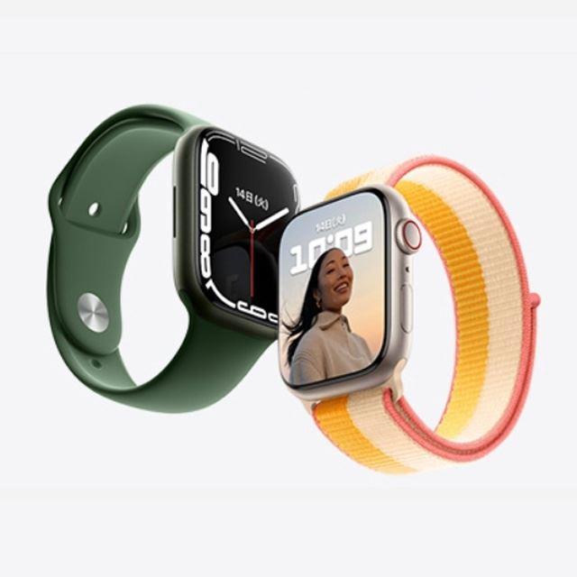 「Apple Watch Series 7」