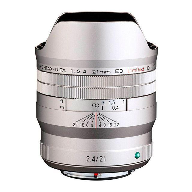 「HD PENTAX-D FA 21mmF2.4ED Limited DC WR」