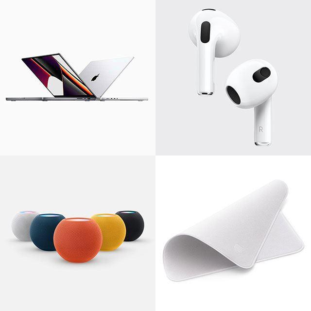 【アップル10月の新製品まとめ】14型/16型「MacBook Pro」や第3世代「AirPods」
