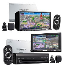 HDD楽ナビ AVIC-HRZ009G & AVIC-HRV002G