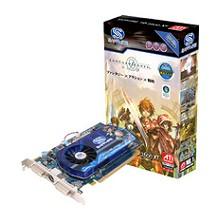 Radeon HD2600XT 256MB GDDR3 PCIE FEZ SAHD26XT-256D3FEZ