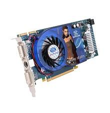SAPPHIRE HD 3870 512MB GDDR4 PCI-E 11122-03-41R
